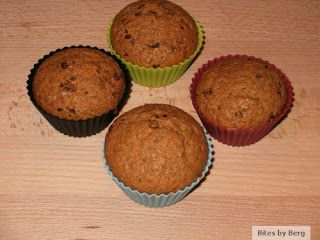 Bites by Berg: Cappuccino muffins
