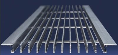 Dayus Shallow Bar Linear Grilles