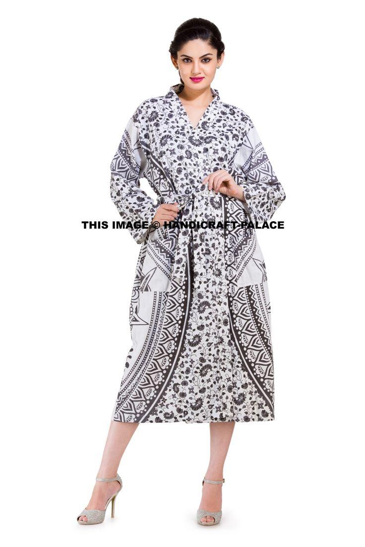 84 best Cotton Kimonos / Bath Robe / Bridesmaid Robes ...