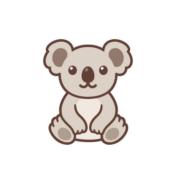 Sudowoodo Stock Image And Video Portfolio Istock Koala Drawing Baby Animal Drawings Cute Cartoon Drawings
