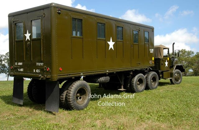 Tractor Trailer Truck Accessories : M tractor and trailer military vehicles