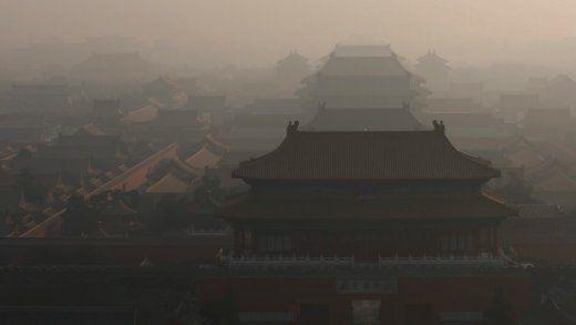 """Feinstaub in Peking im Video: """"DemSmog kann niemand entkommen"""""""