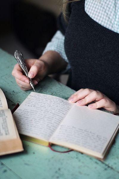 Use um caderno para anotar suas ideias e tarefas que precisa fazer