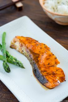 Teriyaki Salmon (照り焼きサーモン) | Easy Japanese Recipes at JustOneCookbook.com