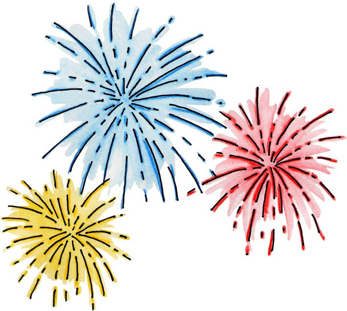 Girlzombieauthors Happy Birthday Free Zombie Story: 1000+ Ideas About Fireworks Clipart On Pinterest