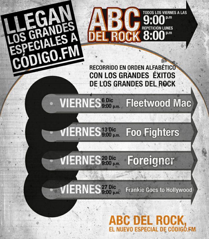 ABC ROCK - viernes