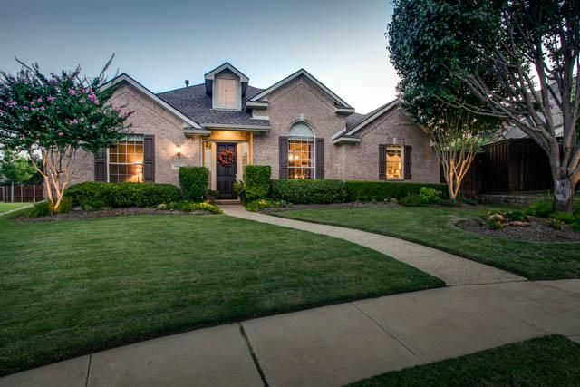 Gorgeous 4-4-3 home w sparkling Pebble Tec saltwater diving pool! Hardwood flooring, renovated custom kitchen, granite, ss appliances, island, gas cooktop, gas FP, designer paint, drapes, lighting, new roof 2012, oversized covered patio, lush landscape, cul-de-sac lot in west Plano! Exemplary rated Andrews Elem & Rice MS & newly zoned Plano West SH. Wonderful family neighborhood w com pool, clubhouse, greenbelt, parks, jog paths. Will go FAST!!!|strip_tags