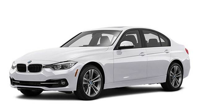 2017 BMW 3 Series 330i Automatic Transmission