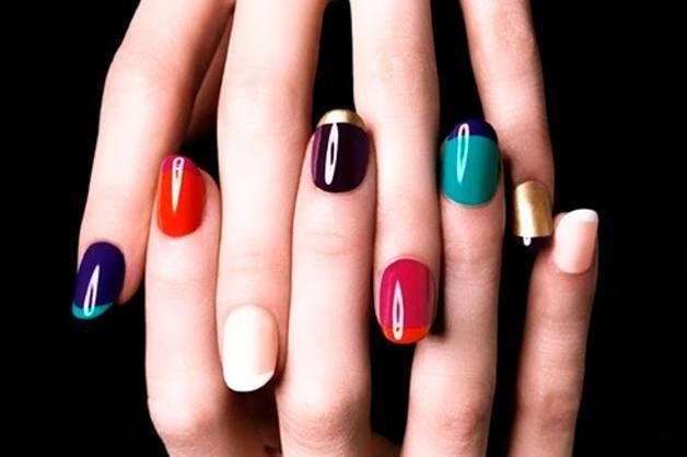 Beauty: Nails Inspiration  #vintage #back