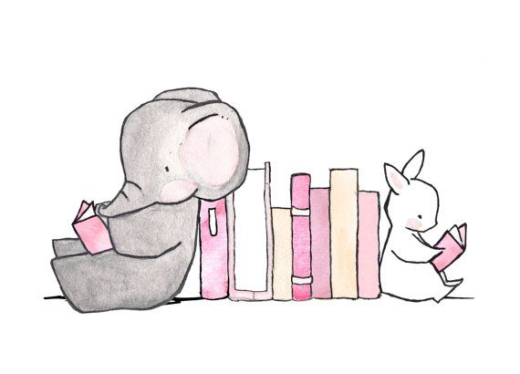 Read to Me 8x10 Print Baby Nursery Wall Art Decor by ohhellodear