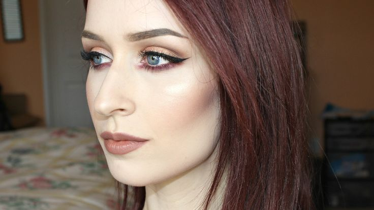 Foundation + Highlight & Contour Routine For Pale Skin
