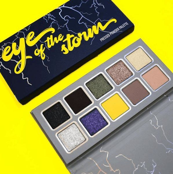 Kylie Jenner: Weather Collection Eyeshadow Palettes