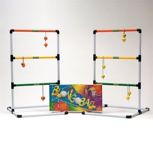 Dimensions: Toss Game Type: Ladder TossBlongoBall® Set in Carry Bo...