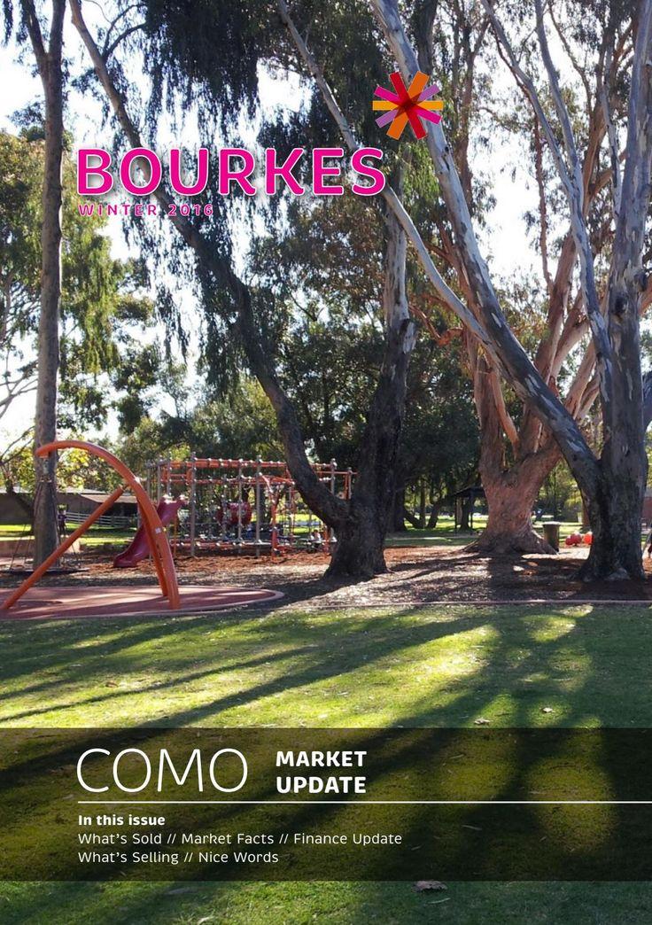 Como Market Update - Winter 2016 (Chadi Damouni)