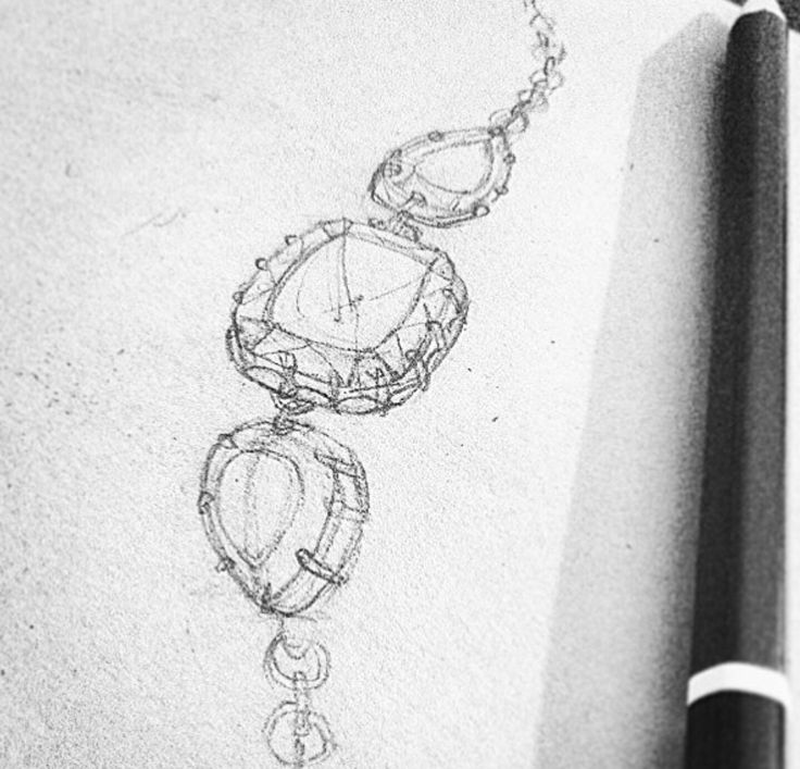 Jewelry Design Line Art : Pin by prune r on jewellery sketches and rendering