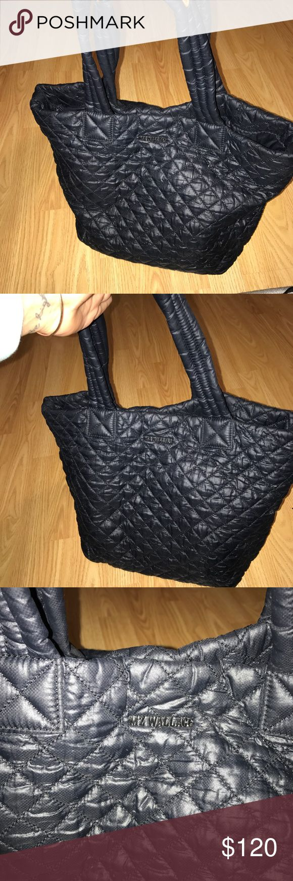 MZ Wallace Medium tote Like new, used three times. MZ Wallace Bags Totes