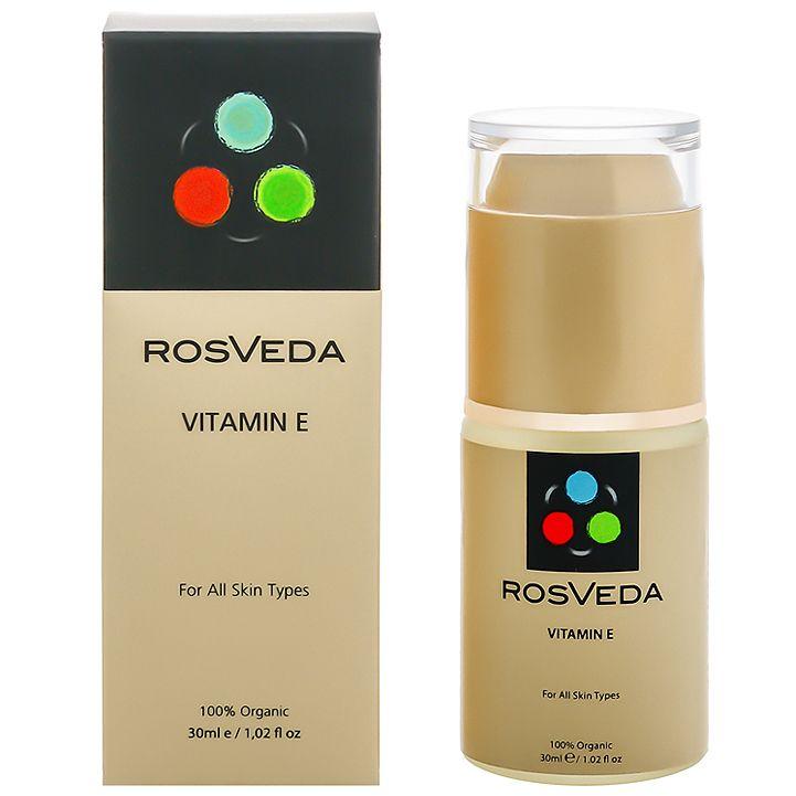 RosVeda Vitamin E 100% Φυτική Σύνθεση Ορός Κολλαγόνου & Ελαστίνης για τη Καταπολέμηση των Παραγόντων Γήρανσης του Δέρματος 30ml. Μάθετε περισσότερα ΕΔΩ: https://www.pharm24.gr/index.php?main_page=product_info&products_id=12647