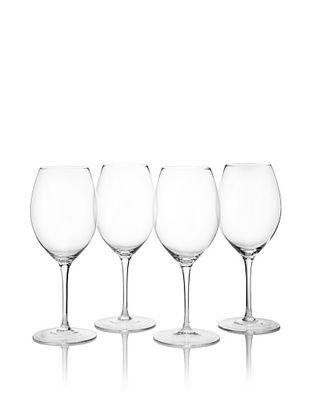 Ravenscroft Crystal Set of 4 Classic Hermitage Glasses