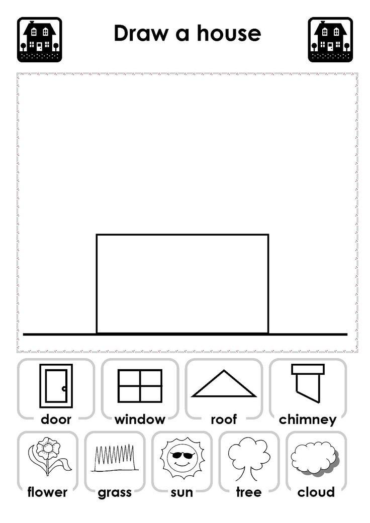 Fichas imprimibles para trabajar vocabulario en inglés. Printable vocabulary worksheets.