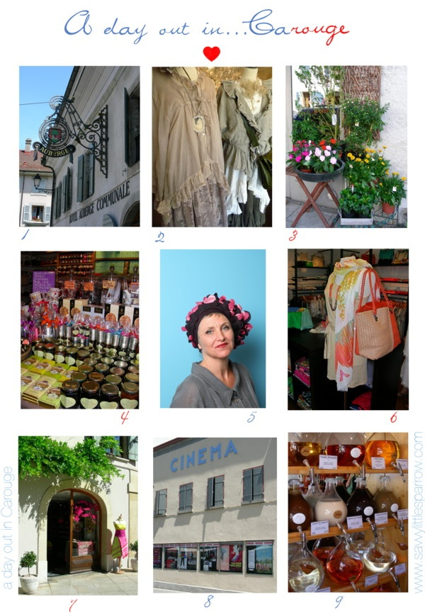 A Day out in Carouge 1