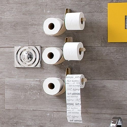 Buy bathroom toilet paper holders from bed bath