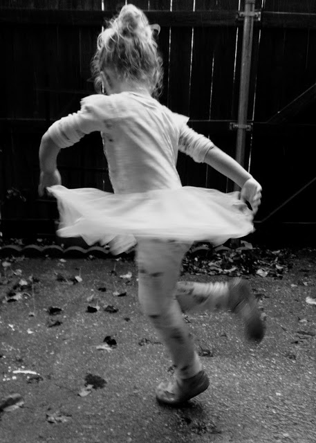 Dancing in the Rain by Kelsey from LifeWithDaugs