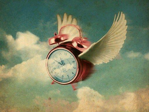 Élj a mában, mert az idő elröppen