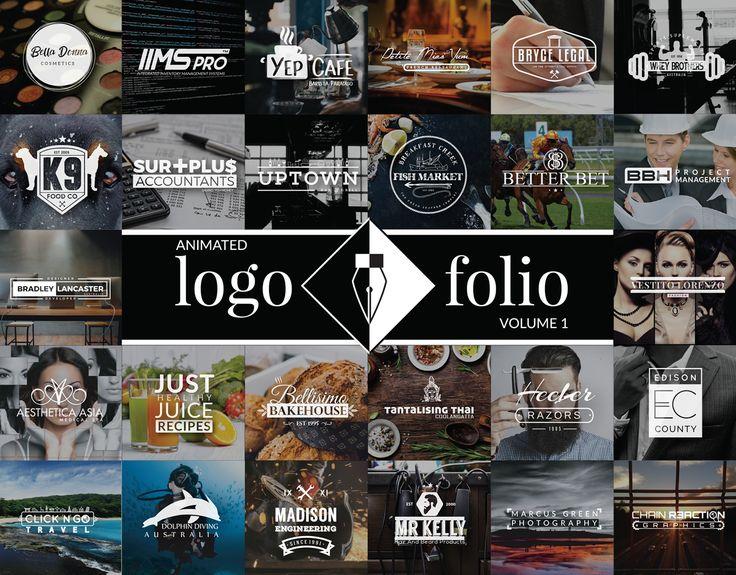Logofolio ~ Logo Designs & Logo Animations (Bumpers) on Behance Logo Design Graphic Design Typography Cover Page bradleylancaster.com