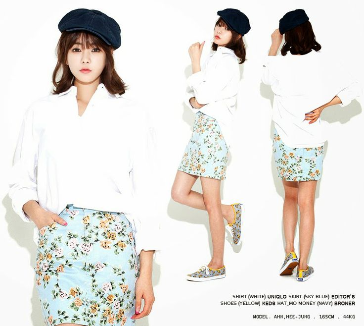 Official Korean Fashion Blog Asian Style Pinterest