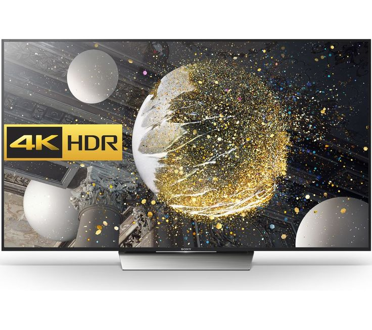 "£1549 - 30OCT16 - SONY BRAVIA KD65XD8599BU Smart 4k Ultra HD HDR 65"" LED TV"