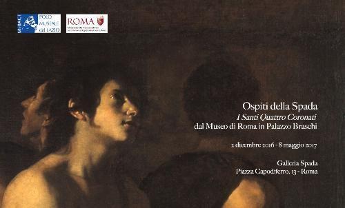 """Palazzo Braschi mostra """"I Santi quattro Coronati"""" Caravaggio – ARTE CON RESTAURO"""