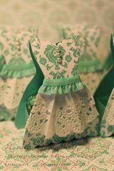 Dress Treat Box-Adorable!