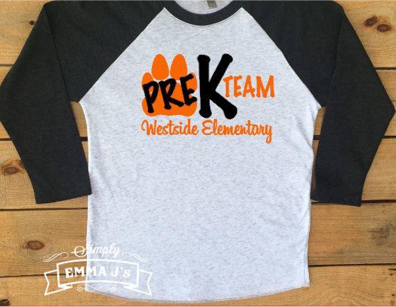 Classroom Business Ideas ~ Pre k team teacher shirt gift women s