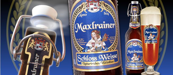 Schloss Weisse - Bavarian wheat beer