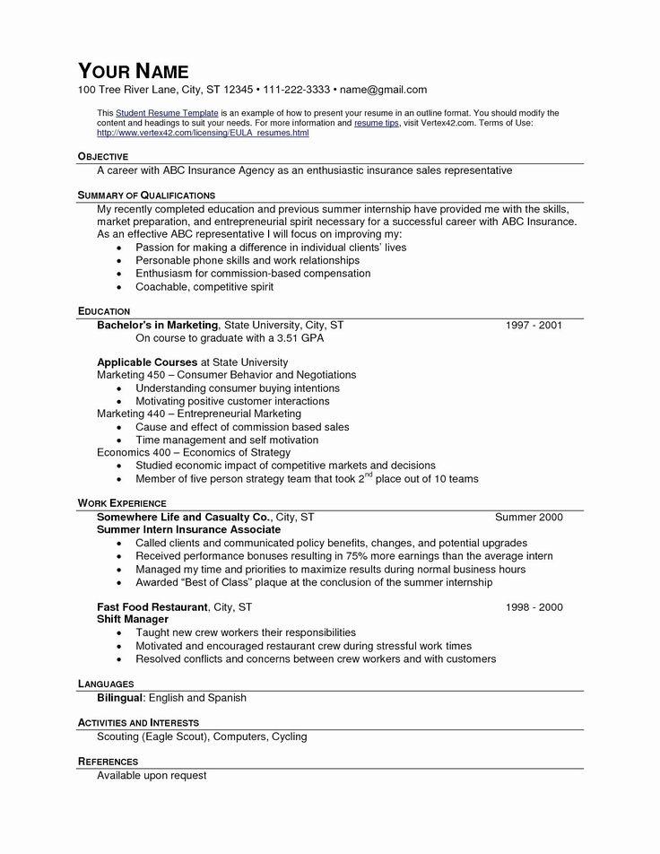 Mcdonalds Job Description Resume Lovely 10 Mcdonald S