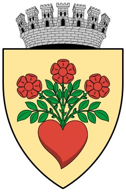 Coat of arms of Miercurea Ciuc. Miercurea Ciuc is the county seat of Harghita County, Romania. It lies in the Székely Land, an ethno-cultural region in eastern Transylvania, and is situated in the Olt River valley.