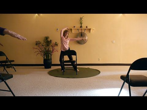 """Improve your Balance and Coordination with the """"Lasso""""! with Sherry Zak Morris, E-RYT - YouTube"""