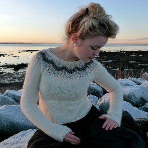 Un jour, je tenterai le Jacquard islandais et je ferai un treck Tricot en Islande avec Hélène Magnusson.