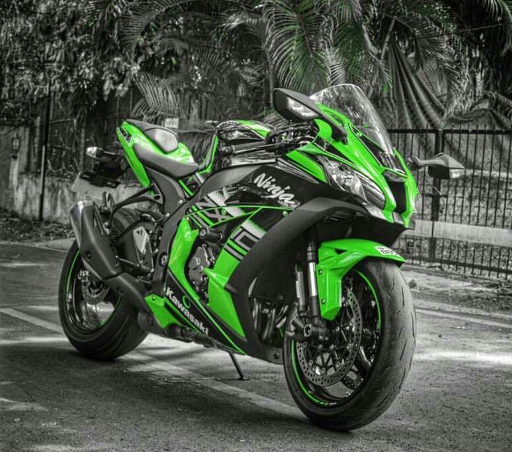 Kawasaki Ninja ZX10R …I miss my bike !