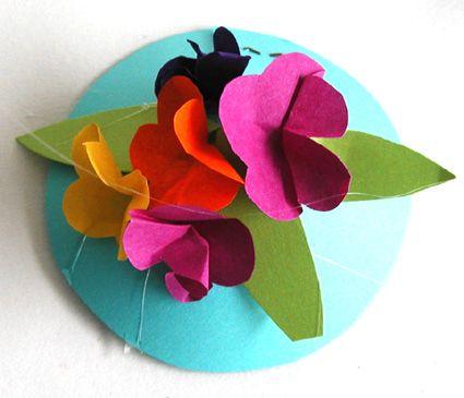 les 25 meilleures id es concernant chapeaux en papier sur pinterest mod le de chapeau. Black Bedroom Furniture Sets. Home Design Ideas