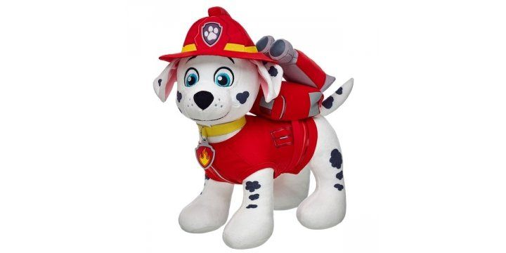 New In: Paw Patrol @ Build A Bear