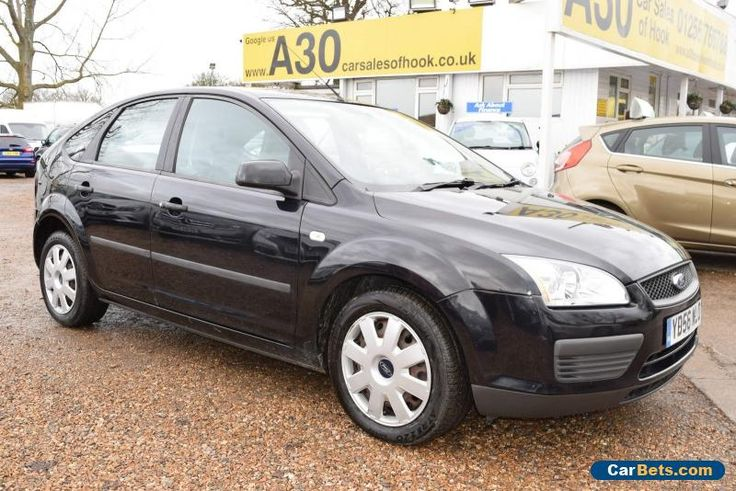 2006 FORD FOCUS LX TDCI 90 BLACK DIESEL SEPTEMBER 2017 MOT #ford #focuslxtdci90 #forsale #unitedkingdom