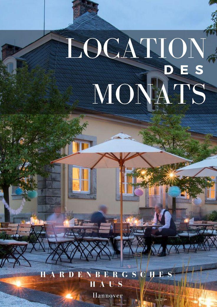 Perfect Die Location des Monats September ist das Hardenbergesche Haus in Hannover Hier trifft Modernit t auf