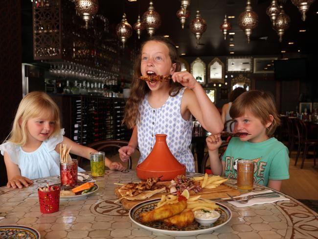 """REMEMBER when """"family dining"""" meant a meal out at the local pub, club or barnyard-style chain?"""
