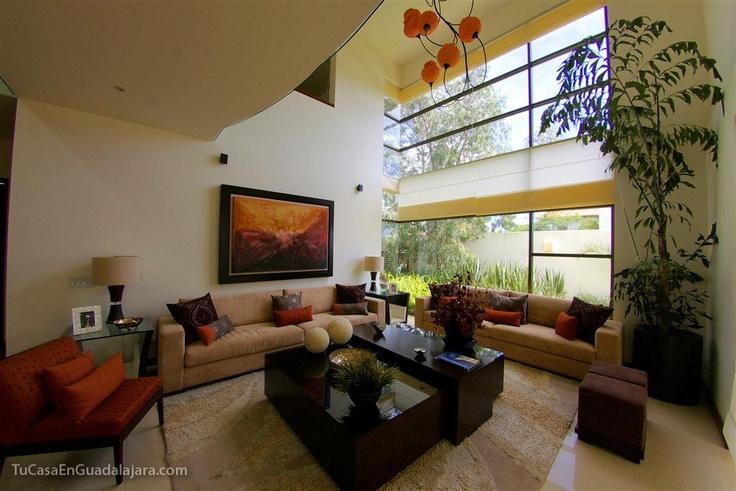 Interiores de Casas que hemos construido en Guadalajara
