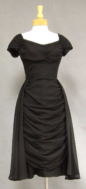 17 Best ideas about Vintage Black Dresses on Pinterest | Vintage ...