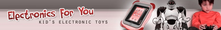 Does your Son or Daughter love electronic toys? We do too.
