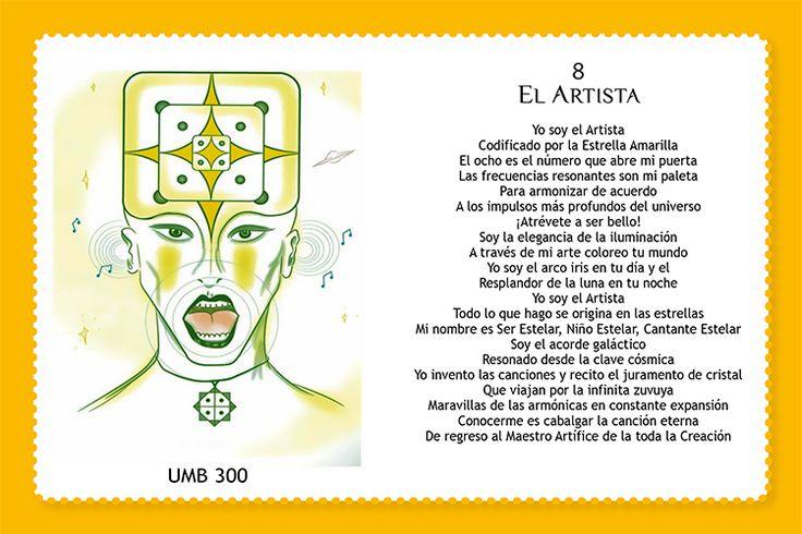 Mi sello Maya, Lamat la estrella.