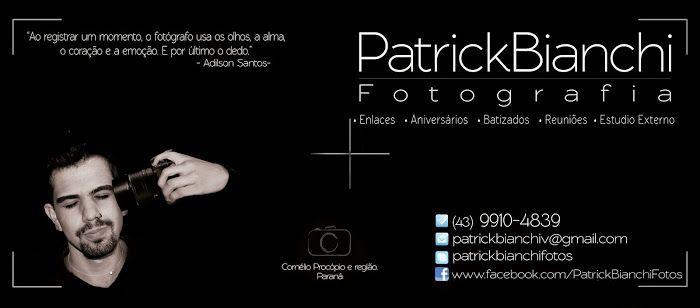 Patrick Bianchi - Fotografia
