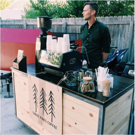 Mobile espresso bar based in Salt Lake City, Utah. threepinescoffee.com